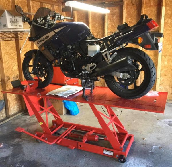 Best Motorcycle Table