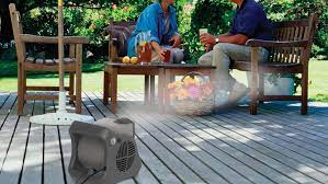 Best Water Misters For Patios